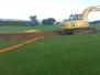 Bau Landebahn 2016