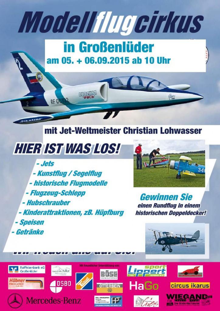 Modellflugtag_Condor Luedertal_A3 Plakat-p1